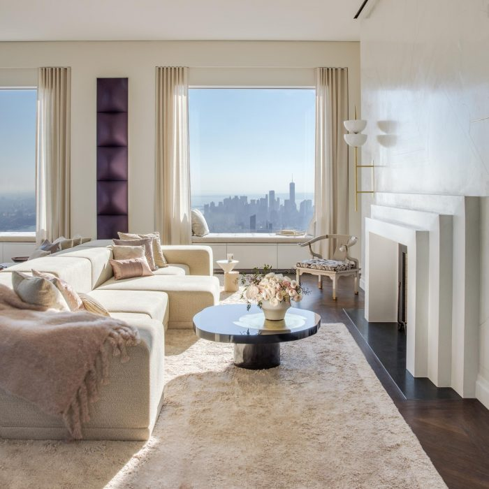 432 PARK AVENUE | Classic Design | Luxurious Residence Manhattan | Living  Room