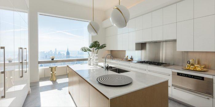 432 PARK AVENUE | Classic Design | Luxurious Residence Manhattan | Kitchen